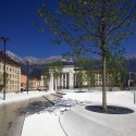 New Design for Eduard-Wallnöfer-Platz Public Square / LAAC Architekten + Stiefel Kramer Architecture (19) © Günter Richard Wett (19)