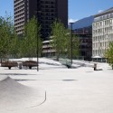 New Design for Eduard-Wallnöfer-Platz Public Square / LAAC Architekten + Stiefel Kramer Architecture (2) © Günter Richard Wett (2)