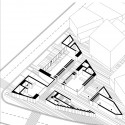 AXONOMETRIC 03 © Jafar Tukan Architects