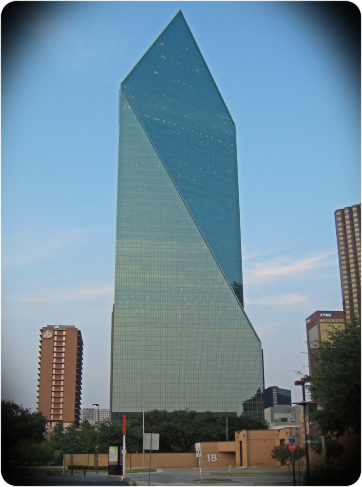 Texas Society of Architects&#8217; 25-Year Award Presented to I. M. Pei &#038; Partners&#8217; Fountain Place