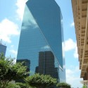 Texas Society of Architects' 25-Year Award Presented to I. M. Pei & Partners' Fountain Place © Jmabel / Wikimedia Commons