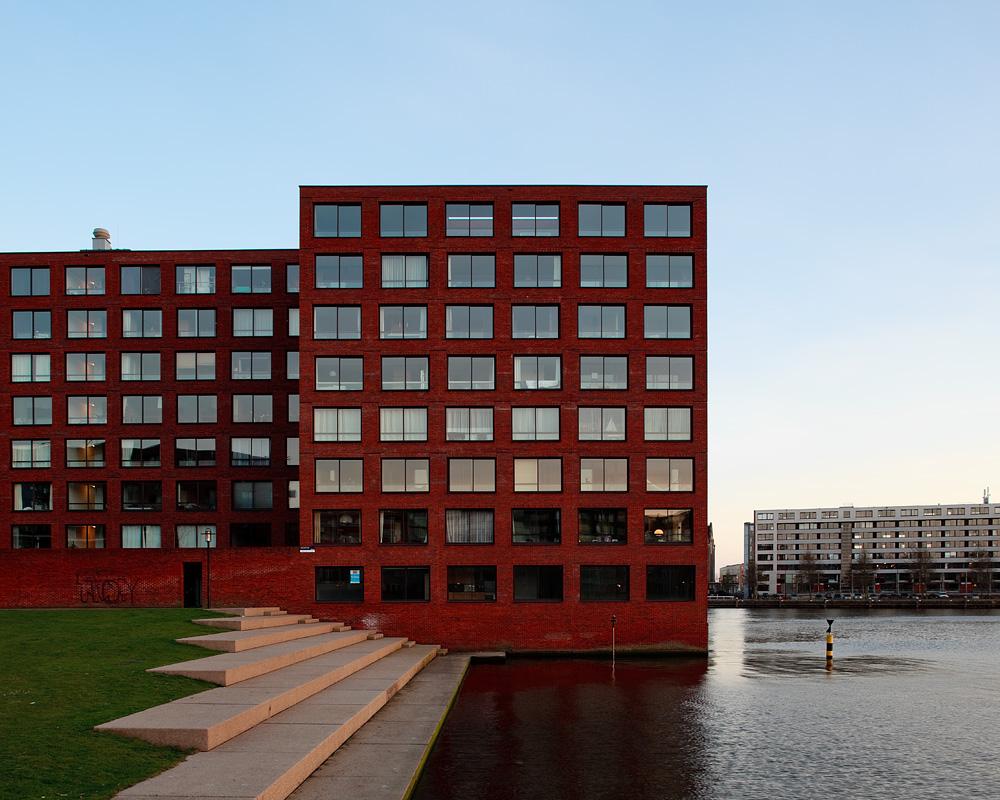 Architecture City Guide: Amsterdam Hoogtij / Diener ...