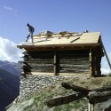 Shelter in the Swiss Alps / Personeni Raffaele Schrer Architectes (13)  Personeni Raffaele Schrer Architectes
