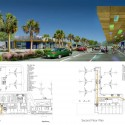 Myrtle Beach International Airport / inFORM Studio Plans © inFORM Studio