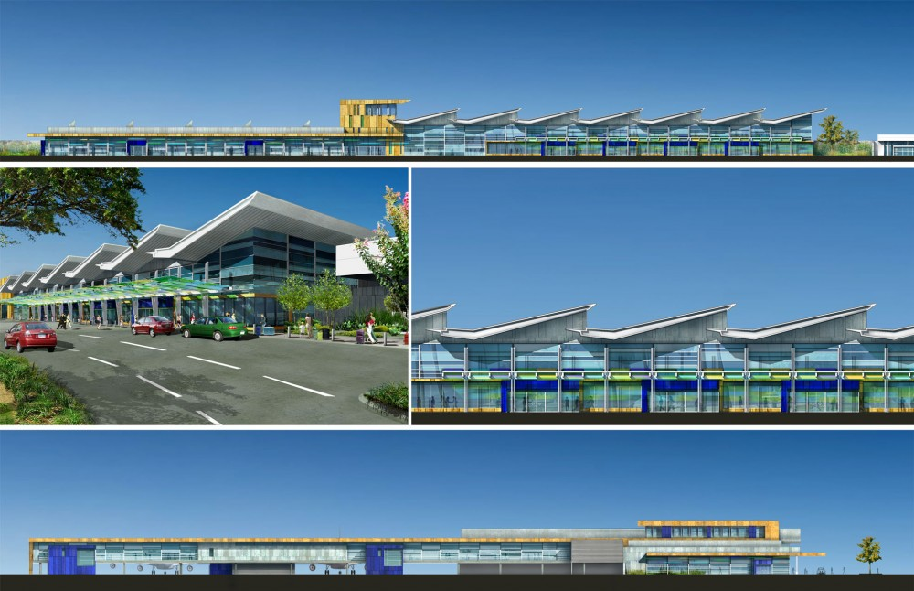 Myrtle Beach International Airport / inFORM Studio