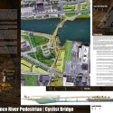 Providence River Pedestrian and Cyclist Bridge Competition Winner / inFORM Studio (5)  inFORM Studio