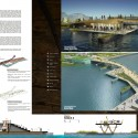Providence River Pedestrian and Cyclist Bridge Competition Winner / inFORM Studio (4)  inFORM Studio