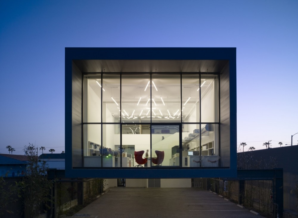 20th St. Offices / Belzberg Architects