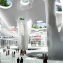 International Design Ideas Competition Entry (2) passenger arrival hall