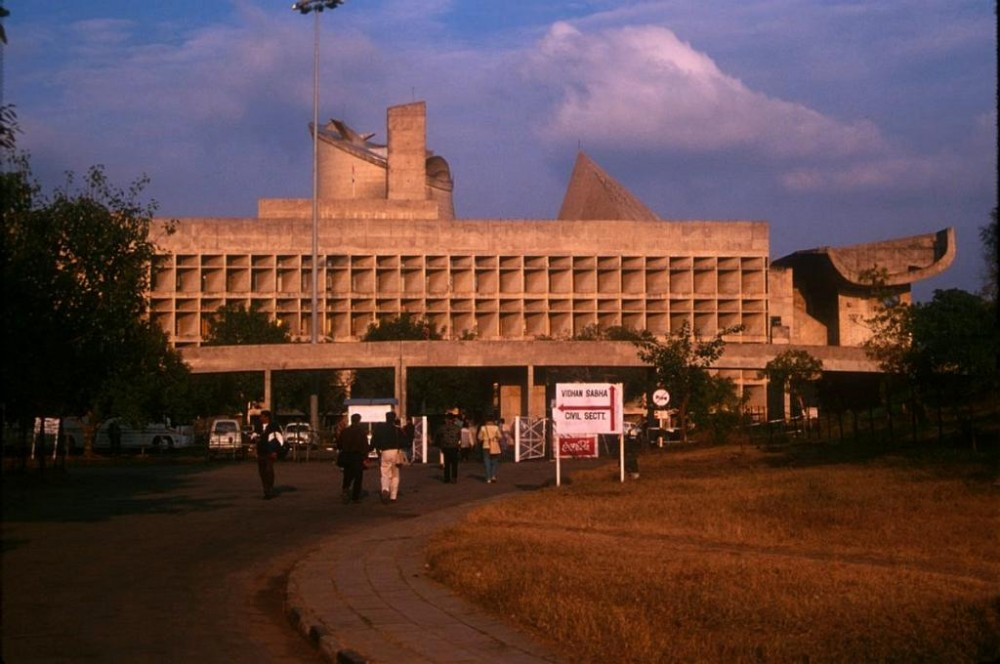 AD Classics: Palace of the Assembly / Le Corbusier