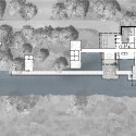 Lake Austin House / Lake|Flato Architects Plan