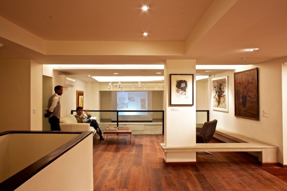 Delhi Art Gallery Re-Design /  Abhhay Narkar