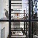 Barcode House / David Jameson Architect (4) © Paul Warchol Photograhy