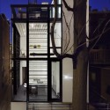 Barcode House / David Jameson Architect (1) © Paul Warchol Photograhy