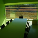 Spring in Pantone 375C, Mas Rodó Winery / SALA FERUSIC Architects (4) © SALA FERUSIC Architects