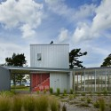 Roundy Residence / The Miller Hull Partnership (13) © Benjamin Benschneider