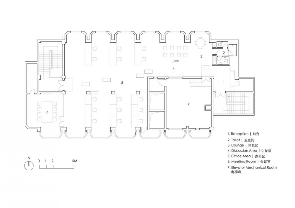 Muito Pflex-Projeto de escritorio YP33