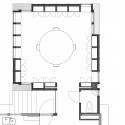 Eastside Addition / 3six0 Architecture first floor plan