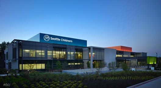 Seattle Children S Bellevue Clinic Nbbj Archdaily