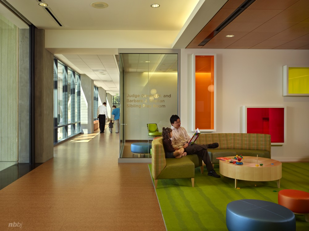 Seattle Children&#8217;s Bellevue Clinic / NBBJ