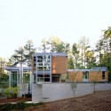 Paletz Moi Residence / Kenneth E. Hobgood Architects (14) © James West