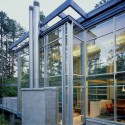 Paletz Moi Residence / Kenneth E. Hobgood Architects (8) © James West