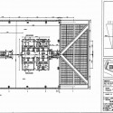 AD Classics: Puerta de Europa / Philip Johnson & John Burgee (15) Typical Floor Plan