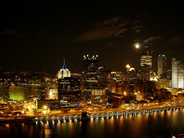 Gotham City's Architecture Portrayed in Pittsburgh, Pennsylvania