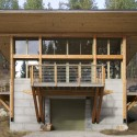 Wintergreen Cabin / Balance Associates Architects (7) © Steve Keating Photography