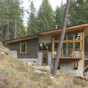 Wintergreen Cabin / Balance Associates Architects (6) © Steve Keating Photography