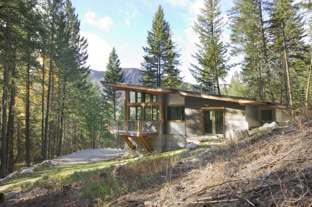 Wintergreen Cabin / Balance Associates Architects