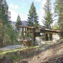 Wintergreen Cabin / Balance Associates Architects (5) © Steve Keating Photography
