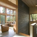 Wintergreen Cabin / Balance Associates Architects (3) © Steve Keating Photography