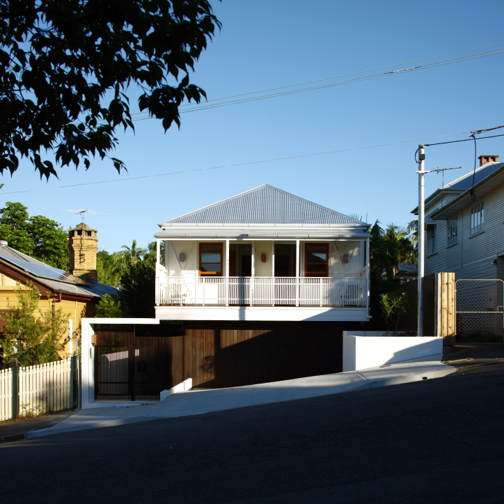 Browne Street House /  Shaun Lockyer Architects