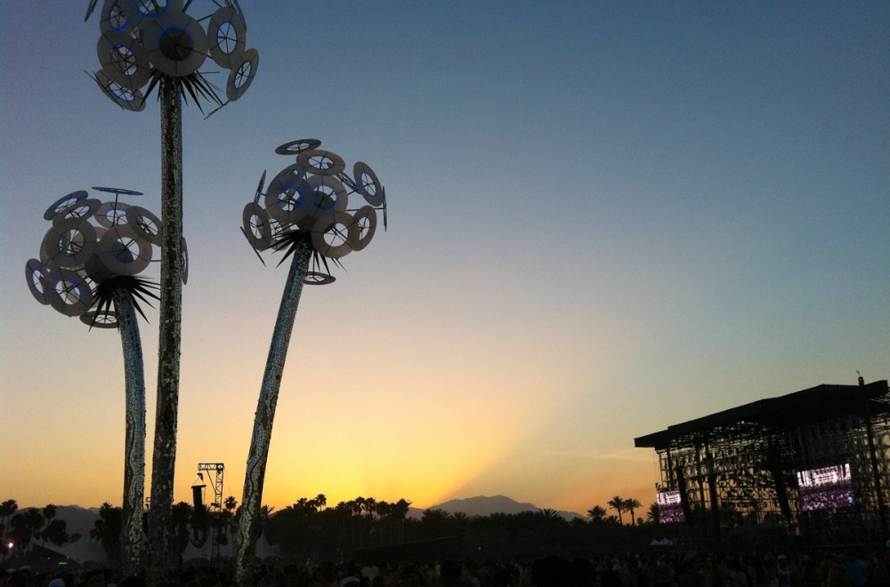 Coachella Valley Music and Arts Festival: Lights + Music