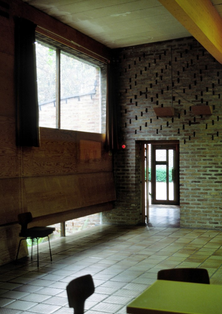 AD Classics: St. Mark&#8217;s Church in Bjorkhagen / Sigurd Lewerentz