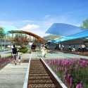 Kaohsiung Port Station Urban Design Proposal (2) north rail