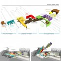 Panther Lake Elementary School / DLR Group spatial models