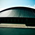 Ingalls Skating Rink / Eero Saarinen Photo by Lian Chang