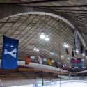 Ingalls Skating Rink / Eero Saarinen Photo by http://www.flickr.com/photos/joevare/