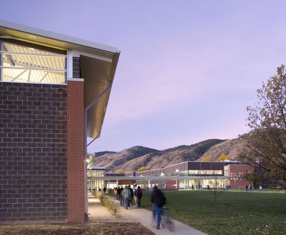 Golden High School /  NAC Architecture