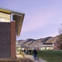 Golden High School / NAC Architecture (6) © Frank Ooms