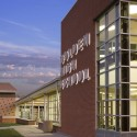 Golden High School / NAC Architecture (10) © Frank Ooms