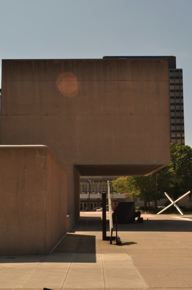AD Classics: Everson Museum / I.M. Pei