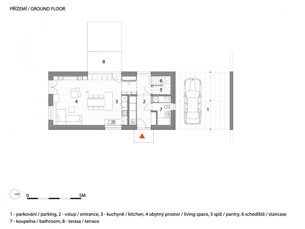 Architecture Photography ground floor plan 157839