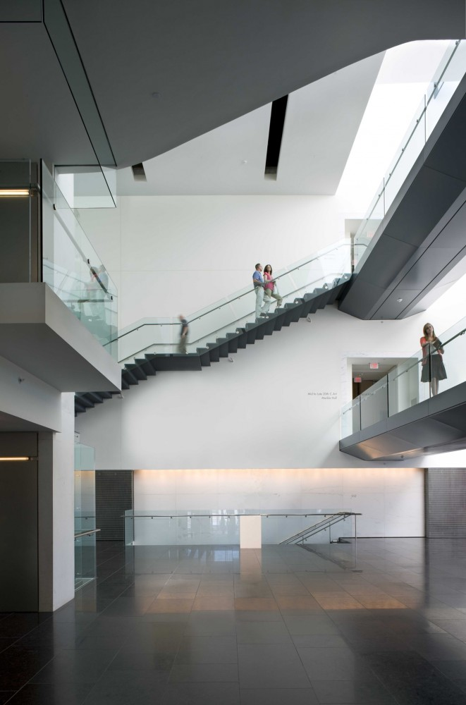 Virginia Museum of Fine Arts / Rick Mather + SMBW