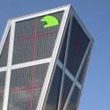 AD Classics: Puerta de Europa / Philip Johnson & John Burgee (5) © www.es.wikiarquitectura.com
