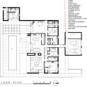 Flyway View House / Jon Anderson Architecture (16) Plan