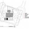 Flyway View House / Jon Anderson Architecture (15) Site Plan
