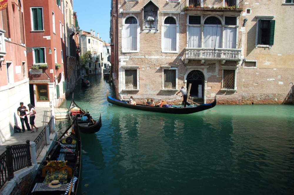 Venice: City in Peril